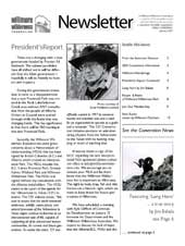 January 2007 Newsletter