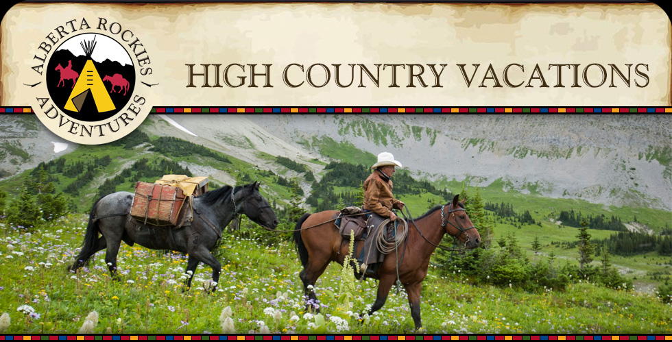 High Country Vacations Alberta Rockies Adventures
