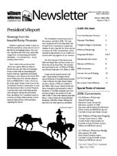 Winter 2005 - 2006 Newsletter