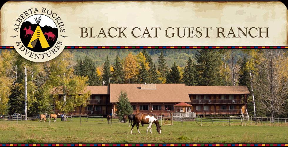 Black Cat Ranch Alberta Rockies Adventures