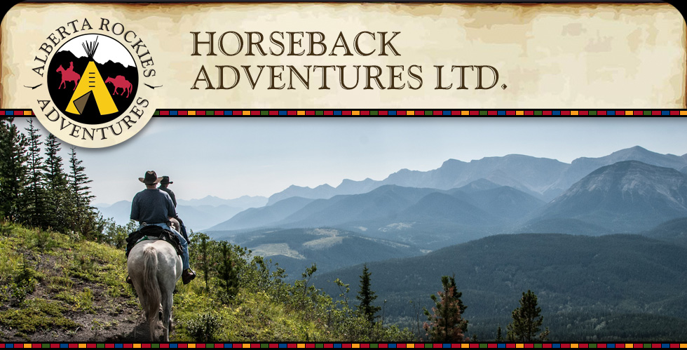 Horseback Adventures LTD Alberta Rockies Adventures