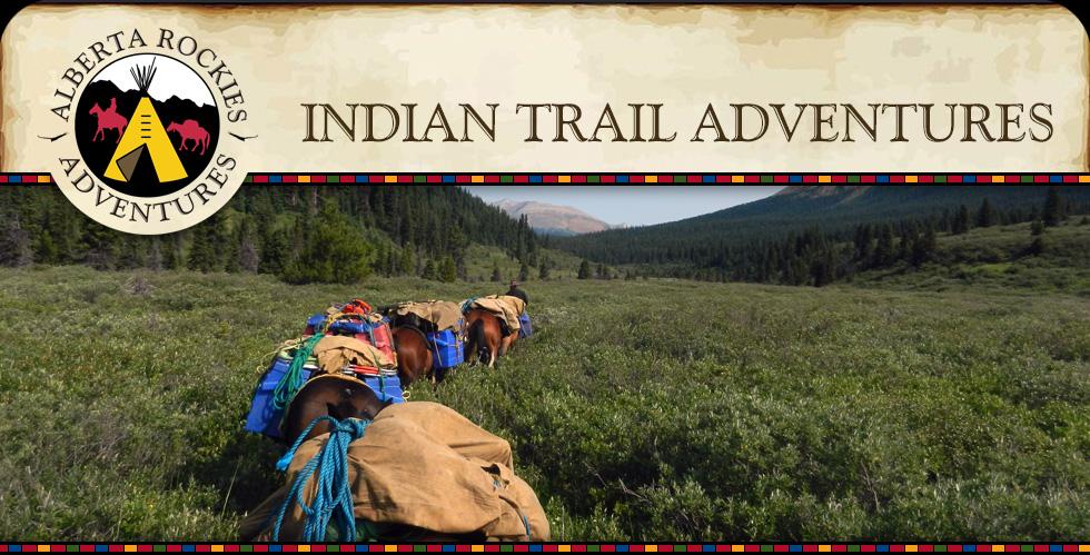 Indian Trails Alberta Rockies Adventures