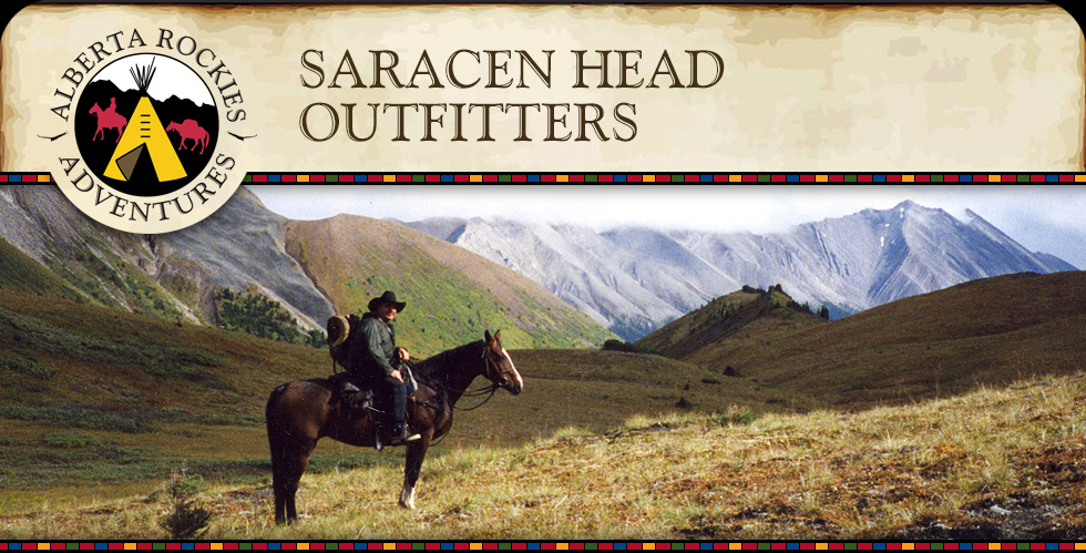 Saracen Head Outfitters Alberta Rockies Adventures