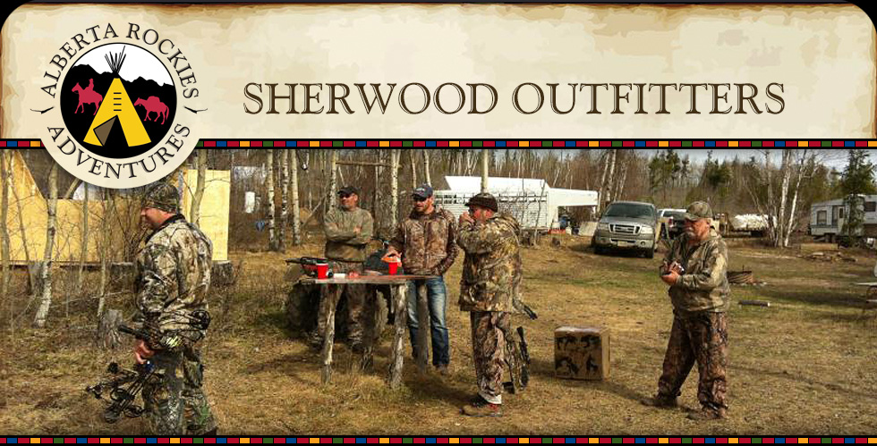 Sherwood Outfitters Alberta Rockies Adventures